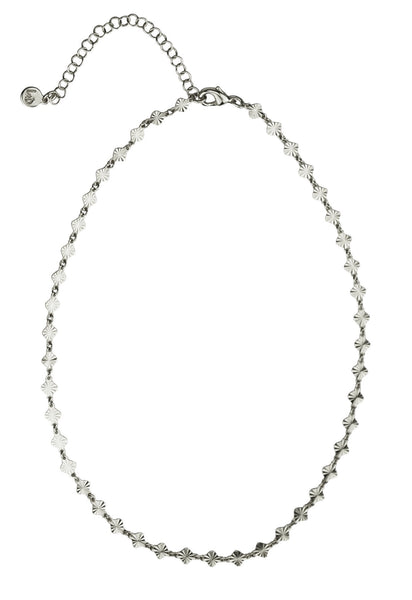 Hayley Choker Necklace - Sterling Silver