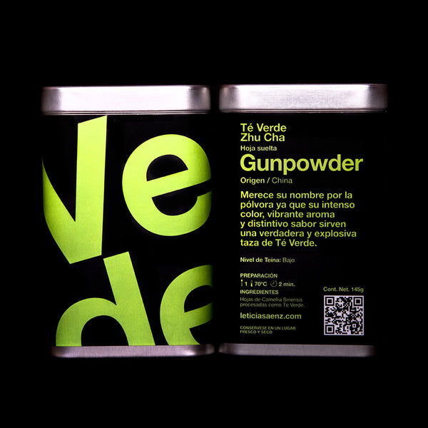 B01 Gunpowder
