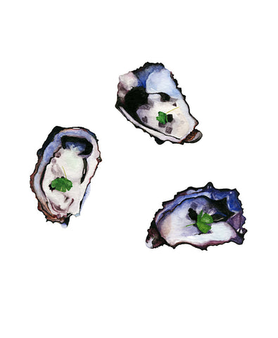 OYSTERS #1