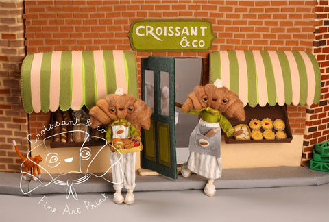 Welcome To Croissant & Co
