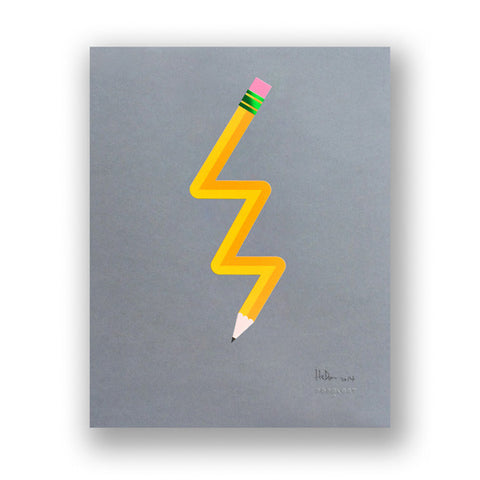 "PENCIL ME IN ""LIGHTNING"""