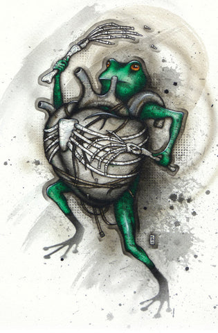Frog Beater