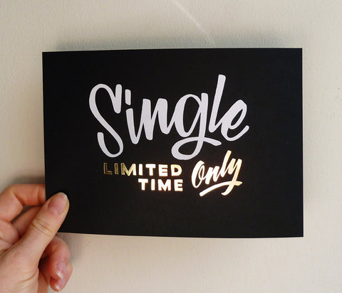 Single: Limited Time Only