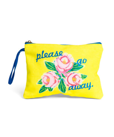 Please Go Away Clutch x Magda Archer