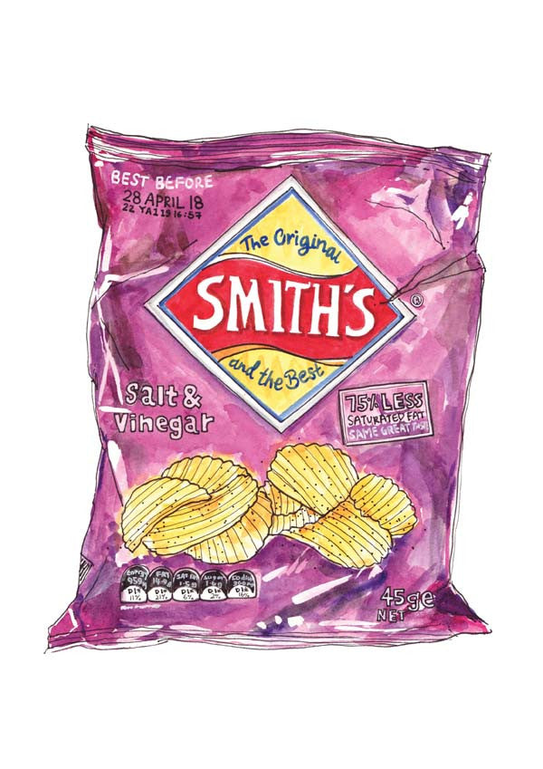 SMITH'S CHIPPY CHIPS!
