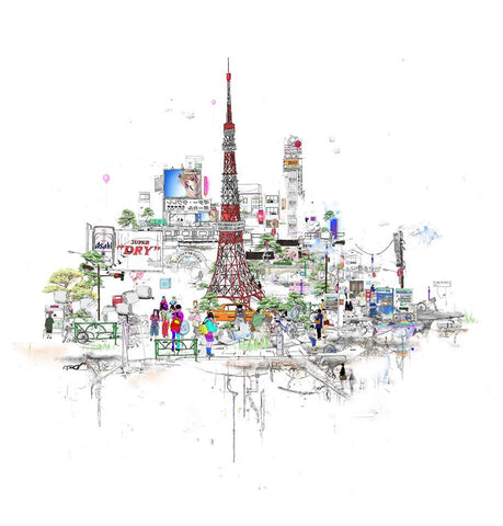 Tokyo Towers