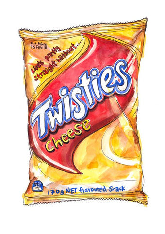 TWISTIES CHIPPY CHIPS!