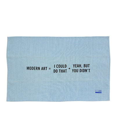 Craig Damrauer Modern Art Tea Towel