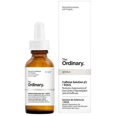 The Ordinary - Caffeine Solution 5% + EGCG - PULCHRA STORE™