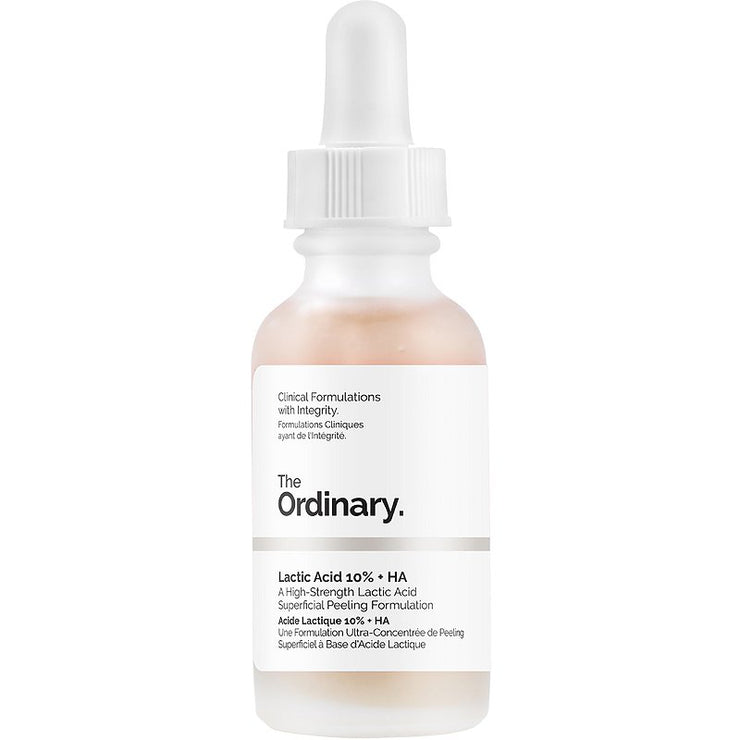 The Ordinary - Lactic Acid 10% + HA - PULCHRA STORE™