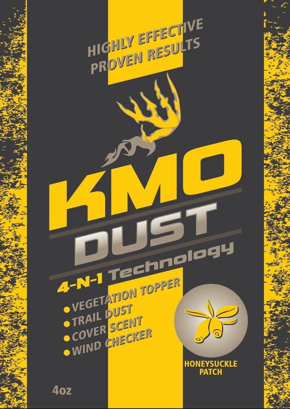 Honeysuckle Patch KMO Dust for sale at Buck Stalker Attractants.