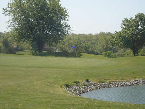 View from the fairway