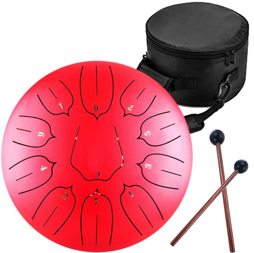 HOT SALE-Alloy Steel Tongue Drum(FREE SHIPPING) - bightstore