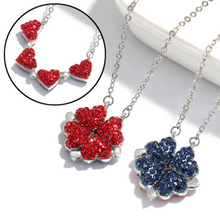 Load image into Gallery viewer, 2-in-1 Necklace & Rose Box - Mysroses