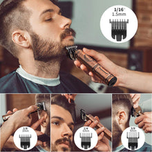 Load image into Gallery viewer, 2021 New Rechargeable T-blade Men's Hair Clipper