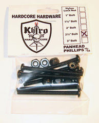 KHIRO SKATEBOARD PRODUCTS HARDCORE HARDWARE