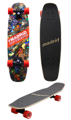 Madrid Squirt Instagraphic (Deck Only)