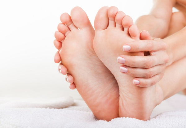 Pamper Your Feet The Dr. Natural Way