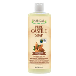 Pure Liquid Castile Soap Almond