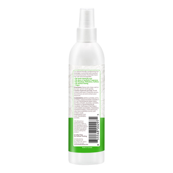 Leave-In Conditioner & Detangler