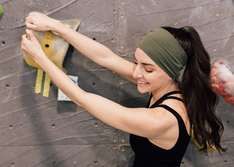 The Best Headband for Fitness: The Oly Band