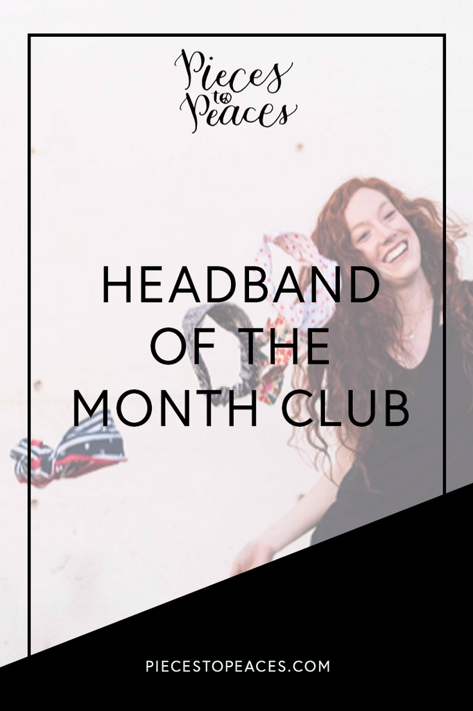 Headband of the Month Club