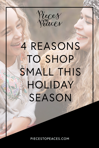 Reasons Why You Should Shop Small