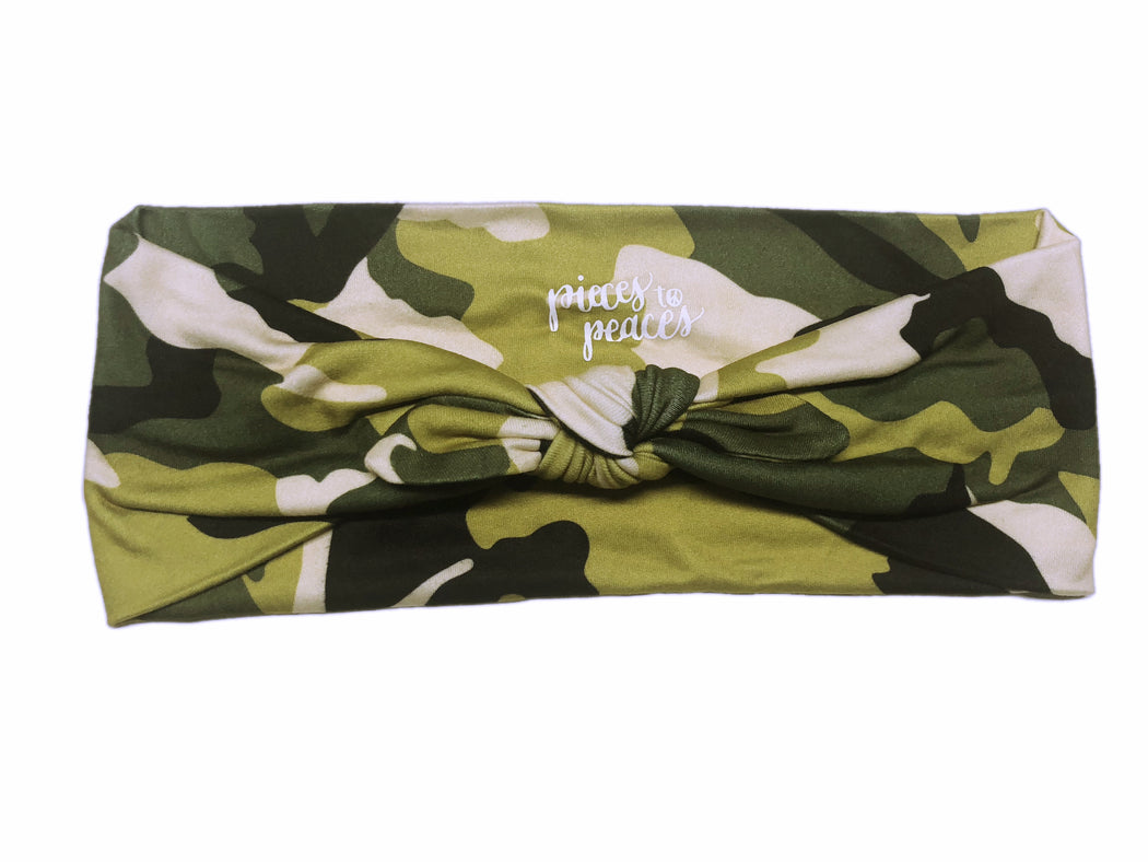 Forest Camo Peace Band Peace Bands - Pieces To Peaces