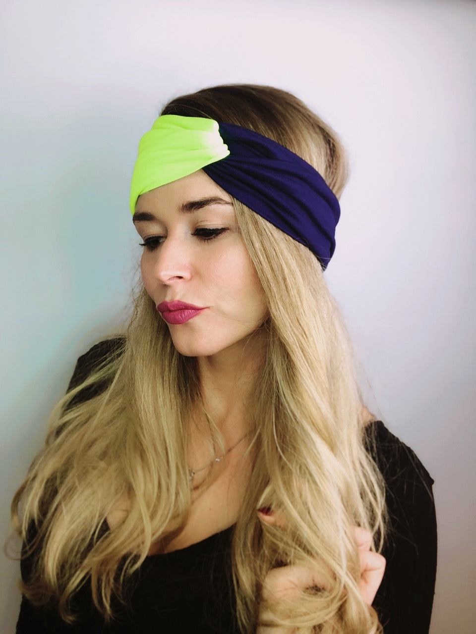 Hawk Turban Headband Turban Headband - Pieces To Peaces