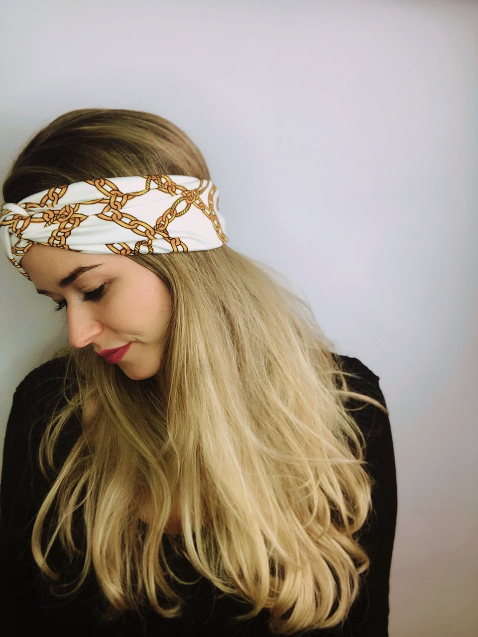 Elaine Turban Headband Turban Headband - Pieces To Peaces
