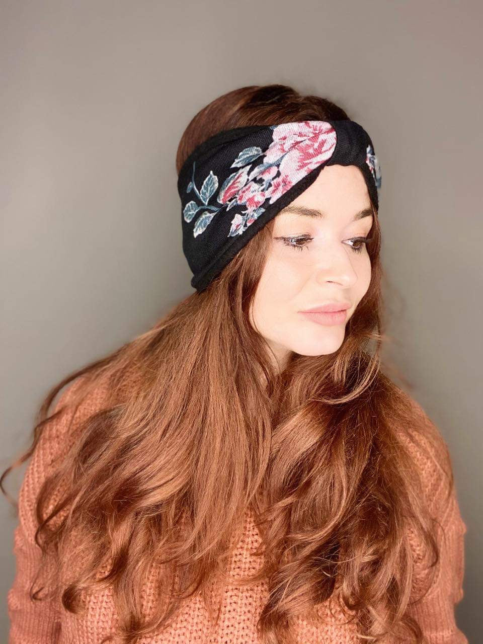 Dixie Floral Ear Warmer
