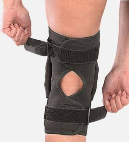 Knee Support with Hinge (Brace)