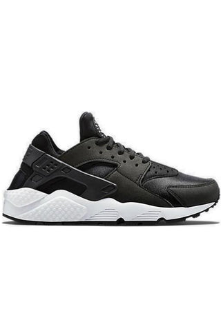 NIKE - WOMENS AIR HUARACHE RUN SE BLACK/BLACK-WHITE 31566