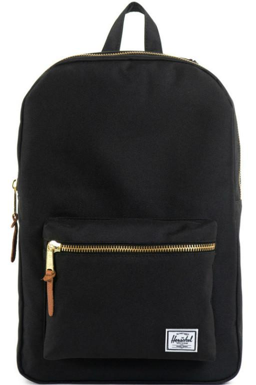 HERSCHEL - SETTLEMENT BACKPACK BLACK  20191