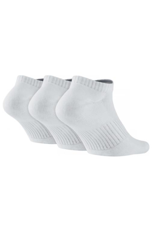 NIKE - NO-SHOW SOCKS 3 PACK WHITE 27468