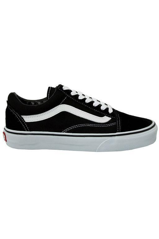 VANS - OLD SKOOL BLACK/WHITE 32800
