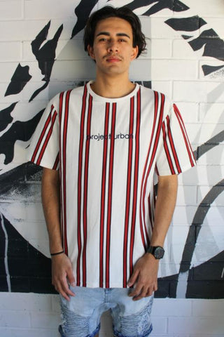 PROJECT URBAN - REFS TEE WHITE 34715