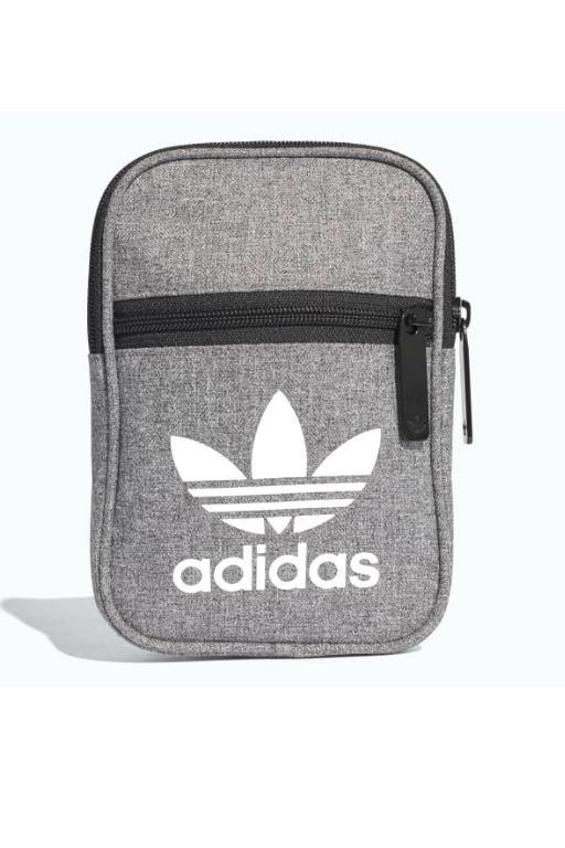 ADIDAS - FESTIVAL BAG CASUAL BLACK/WHITE 30657