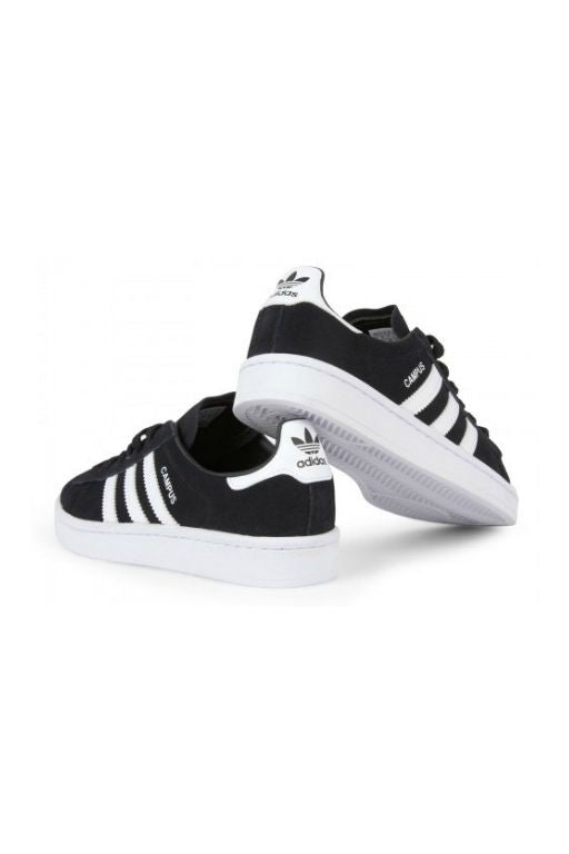 ADIDAS - CAMPUS JUNIOR BLACK/WHITE 34332