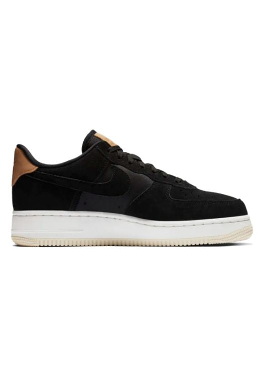 NIKE - WOMENS AIR FORCE 1 '07 PRM BLACK/WHITE 34134