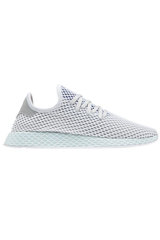 ADIDAS - DEERUPT RUNNER GREEN/WHITE 34211