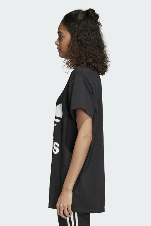 ADIDAS - BIG TREFOIL TEE BLACK 32913
