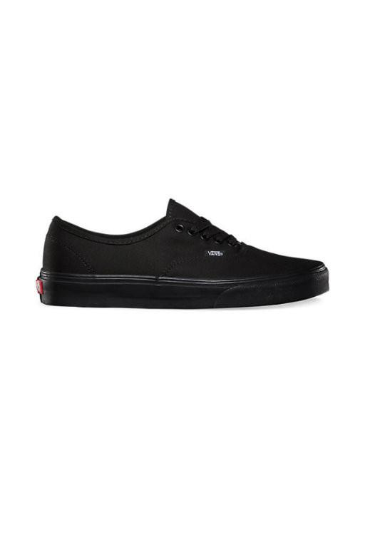 VANS - AUTHENTIC KIDS CORE BLACK/BLACK 15424