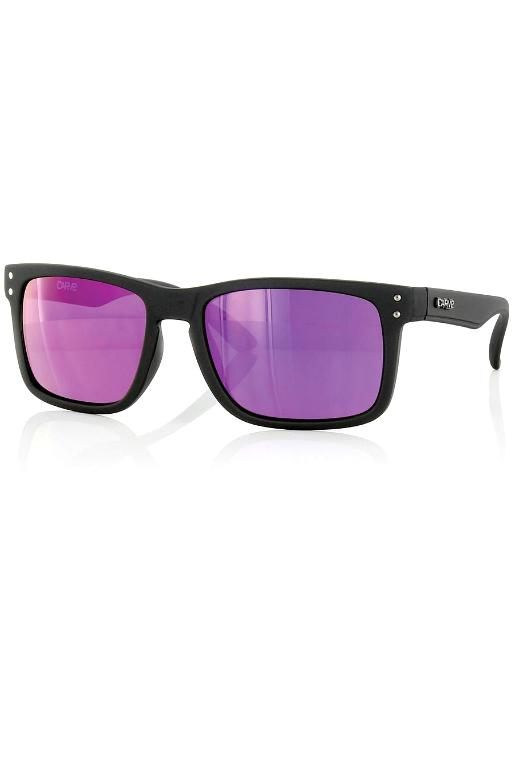 CARVE - GOBLIN SUNGLASSES MATT BLACK/PURPLE 21815