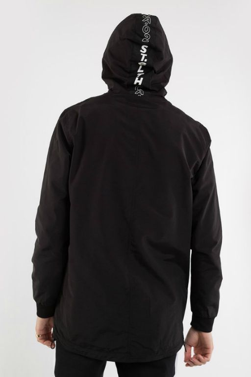 ST GOLIATH - COVERED 3 JACKET BLACK 34404