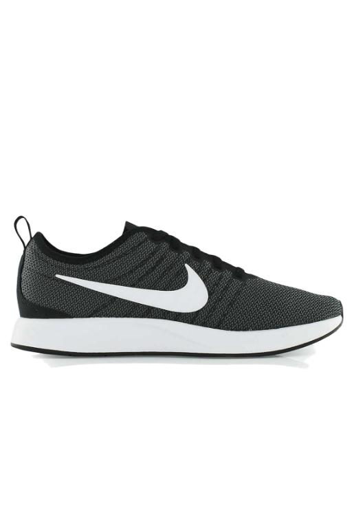 NIKE - WOMENS DUAL TONE RACER BLACK/WHITE - DARK GREY 32393