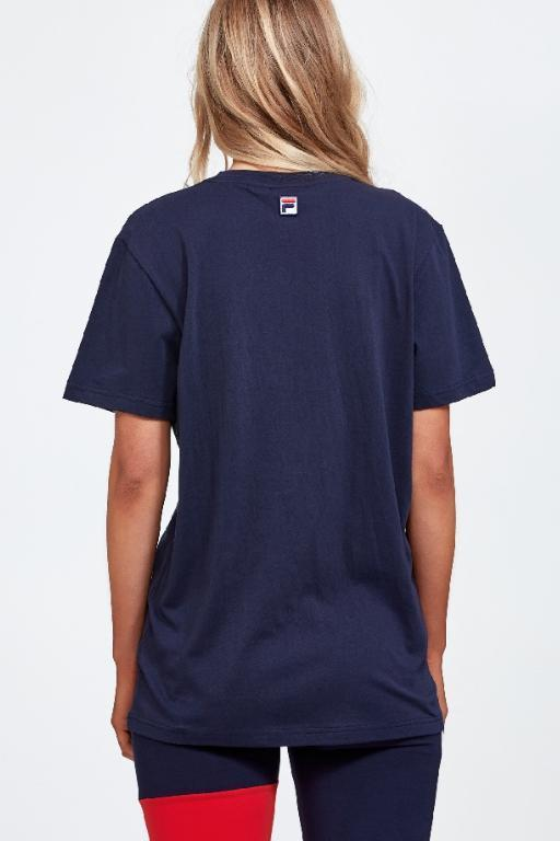 FILA - UNISEX URBAN TEE NEW NAVY 34164