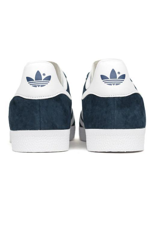 ADIDAS - GAZELLE NAVY/WHITE/GOLD 30654