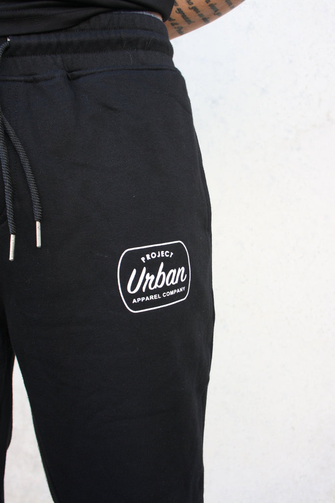 PROJECT URBAN - HAVANA TRACKPANT BLACK 34078