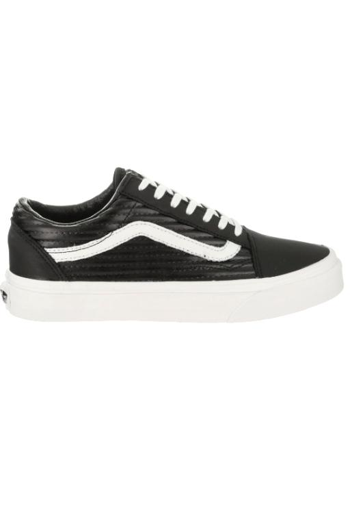 VANS - OLD SKOOL MOTO LEATHER BLACK 31627
